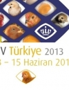 VIV Turkey 2013 Fuarındayız.